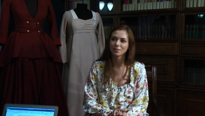 Встреча с Марией Волковой