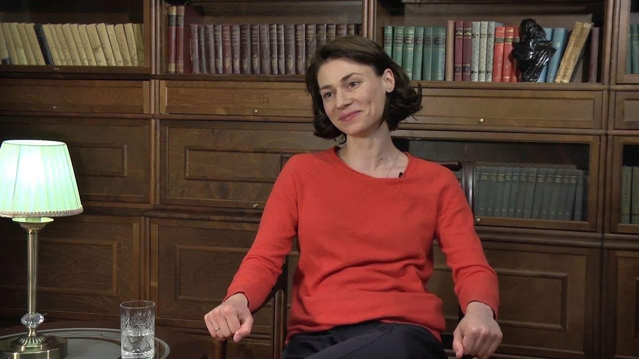 Встреча с Екатериной Крамзиной
