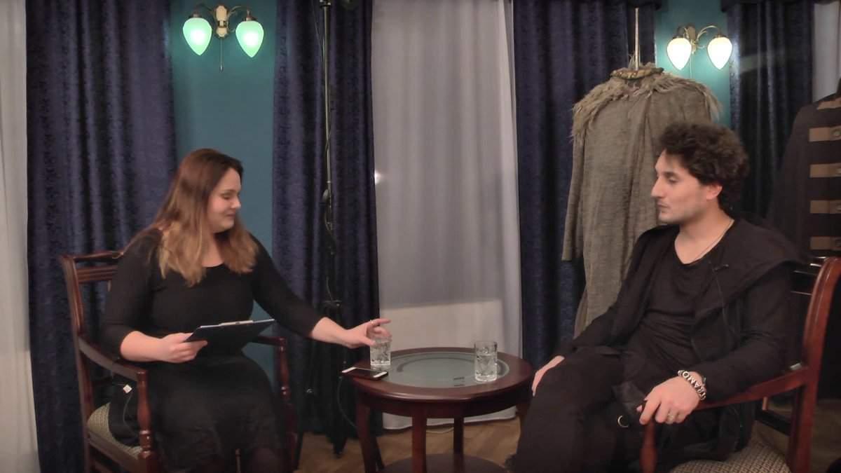 Встреча с Эльдаром Трамовым