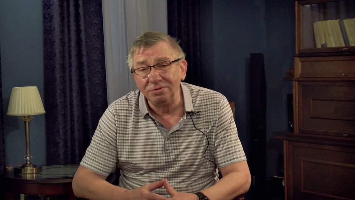 Встреча с Анатолием Меньщиковым