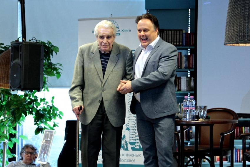Евгений Фёдоров и Кирилл Крок